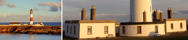 lighthouse cottages