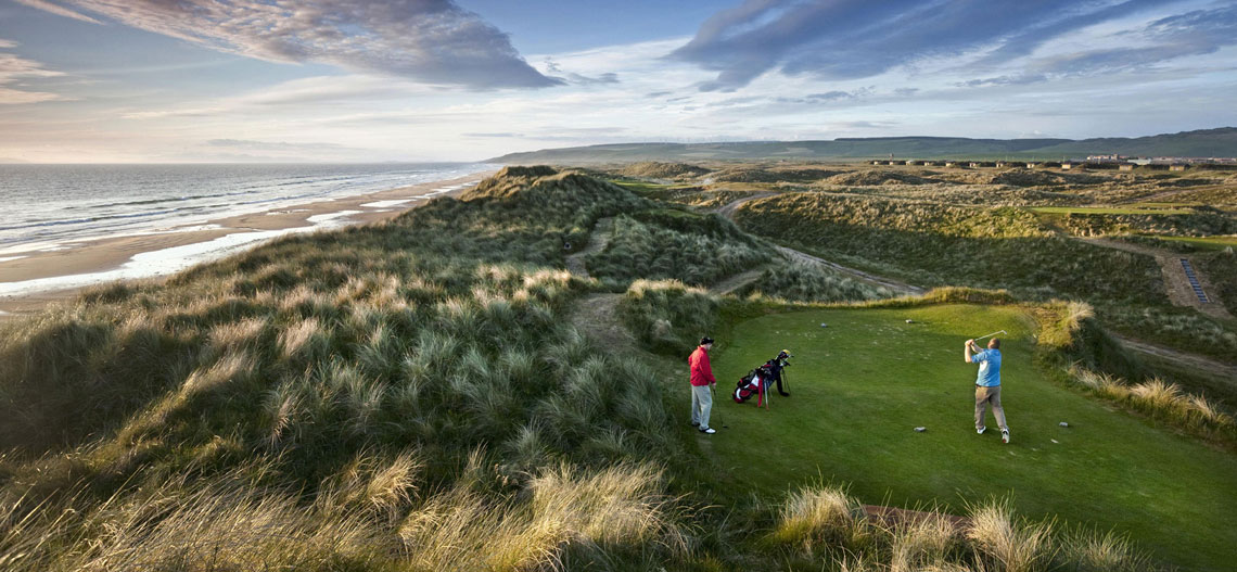 scottish golf holidays