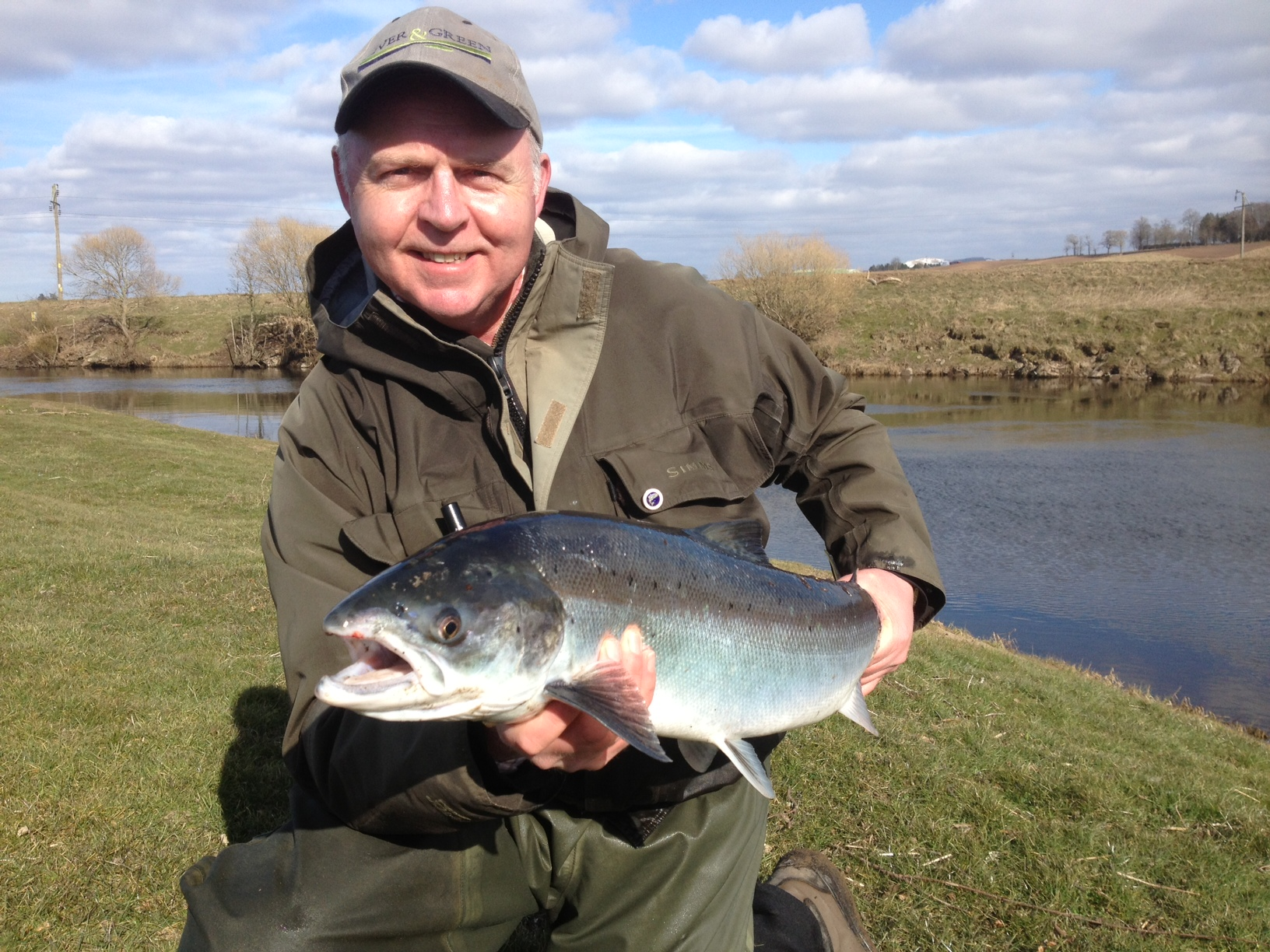 affordable salmon fishing river tay