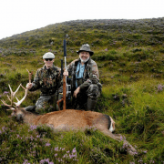 deer hunting on the isle of skye