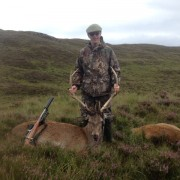 stag stalking scotland