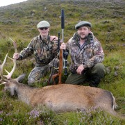 affordable hunting and fishing in scotland