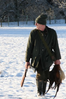 luxury Scottish Shooting January 2017