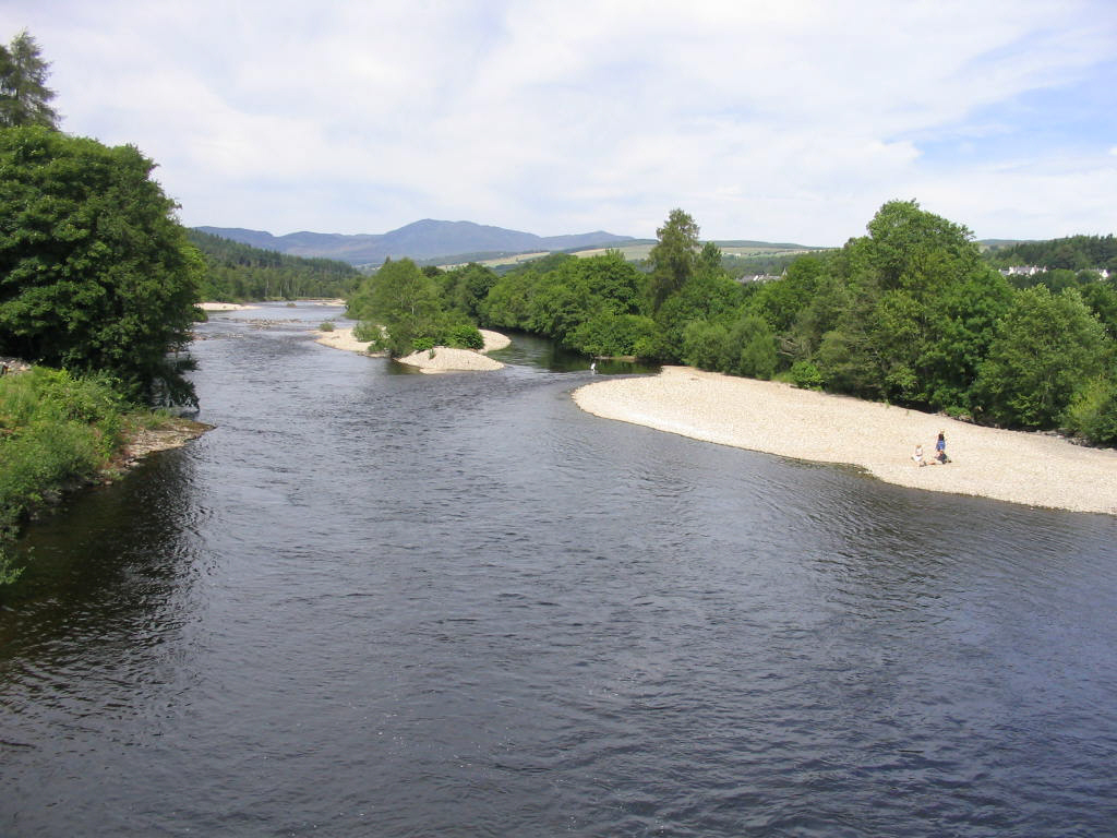 The best rivers for spring salmon fishing in scotland for Fishing in scotland