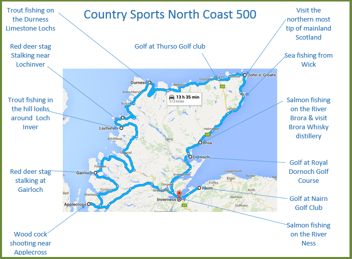 Country Sports North Coast 500 - River & Green on map of uk golf, map of florida golf, map of golf courses, map of palm springs golf, perth golf, map ireland golf, edinburgh scotland golf, map of maryland golf, map of mexico golf, map of st. lawrence golf, st andrews golf, map of top golf,