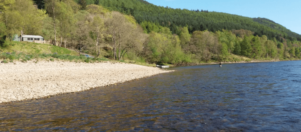 Salmon fishing on the River Tay 4