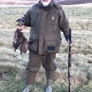 mixed bag shooting Scottish highlands