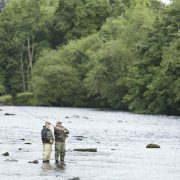 salmon fishing scotland