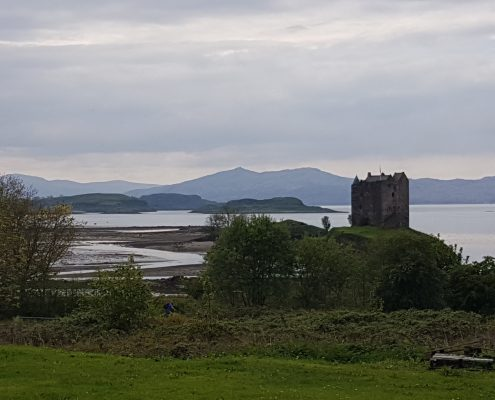 castle stalker vacation