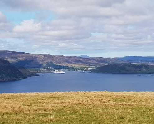 skye cruise ship