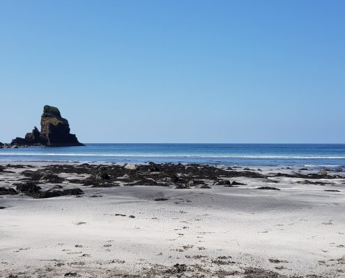 talisker beach scotland vacation