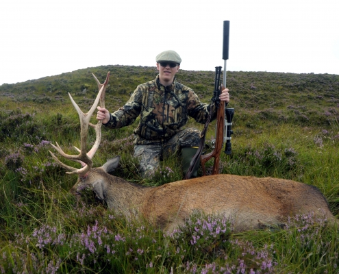 red stag hunt tour of Scotland