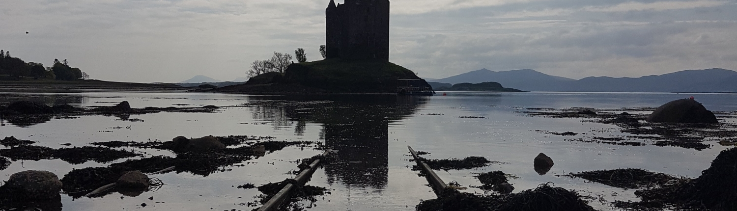 Scottish New Year sightseeing castles