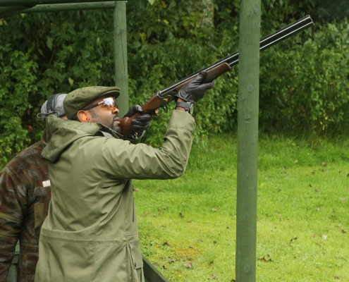 caly shooting in highland perthshire