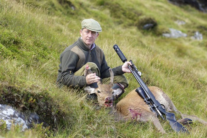 last minute hunting vacation in Scotland
