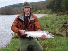 salmon fishing in september