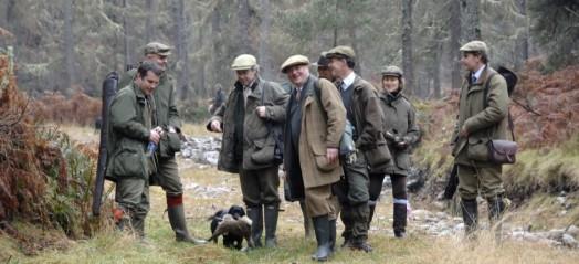 Scottish shooting
