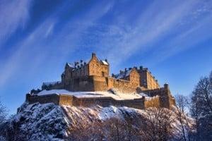 luxury Scottish Shooting Janaury