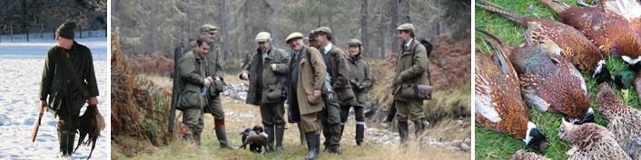 luxury hunting scotland