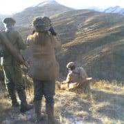 deer stalking highlands scotland 2015