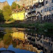 Edinburgh vacation dean village