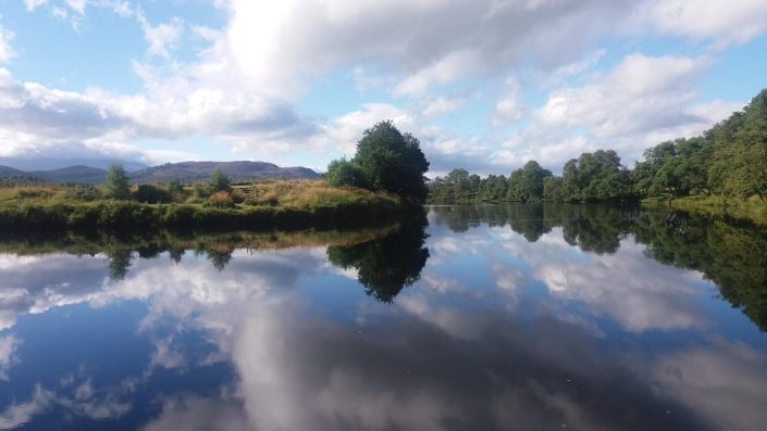 summer holiday fishing in scotland