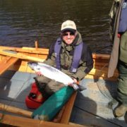 salmon fishing river tay