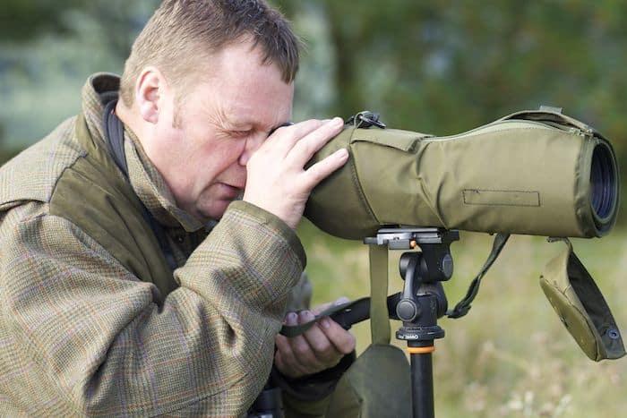 deer hunting in Scotland