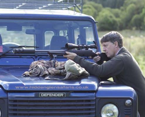 highland deer hunt