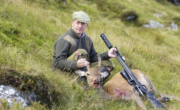 highland deer hunt