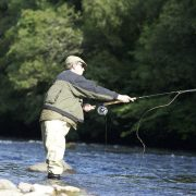 highland salmon fishing