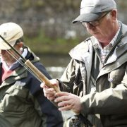 fishing lessons Scotland