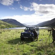 highland deer hunting in scotland