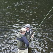 Sscottish salmon fishing lessons