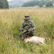 deer hunting perthshire