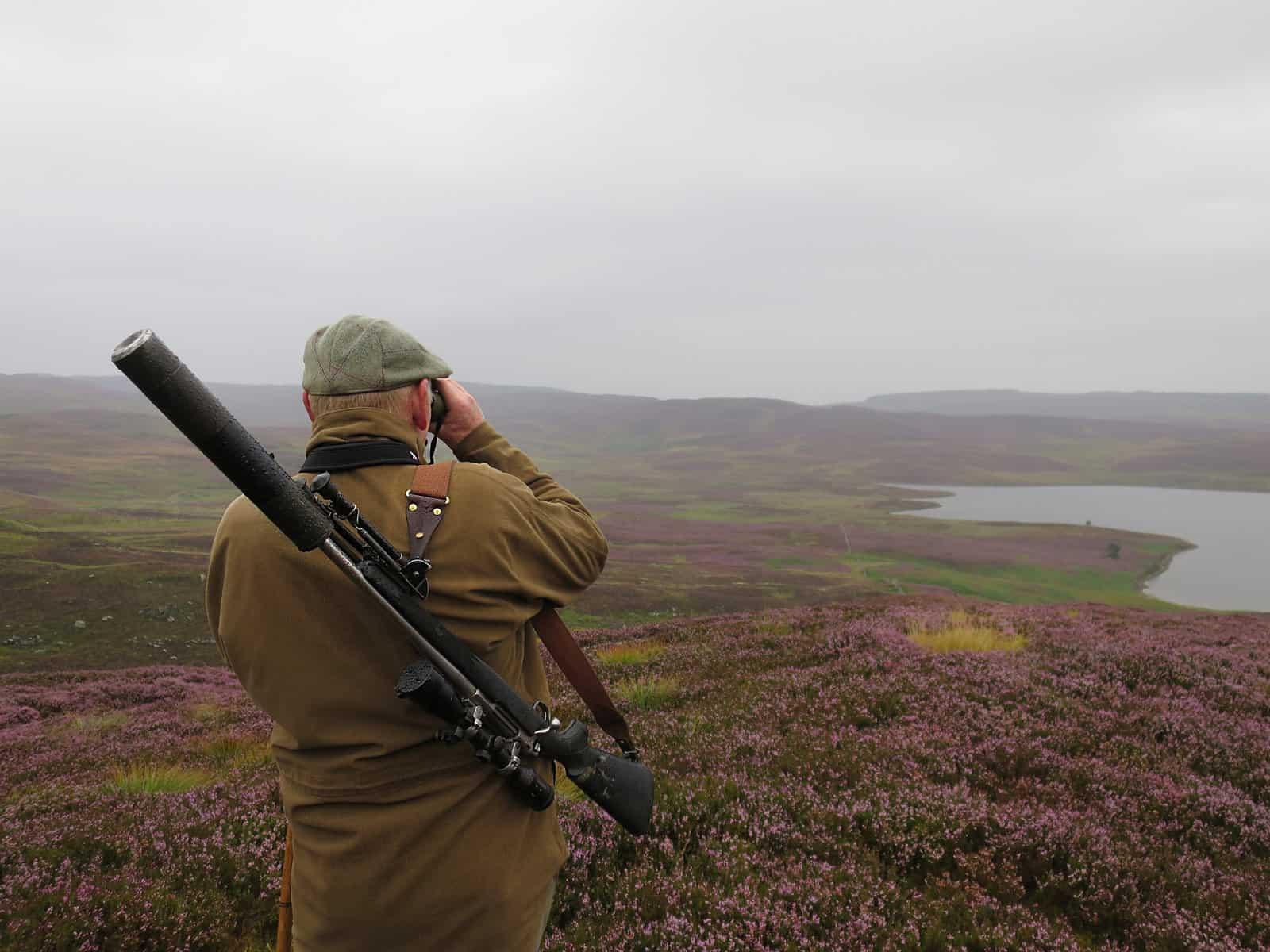 Scottish hunting
