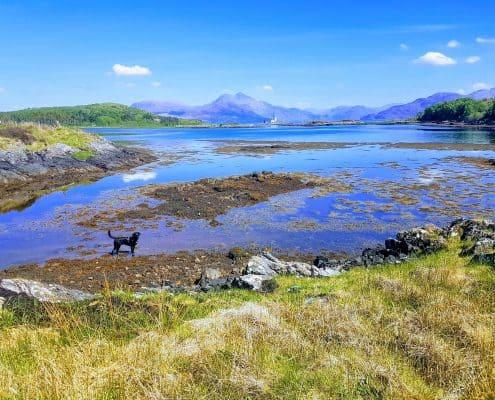 isle ornsay scotland vacation