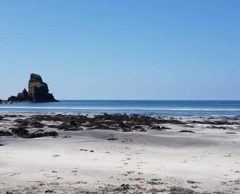 talisker beach scotland vacation