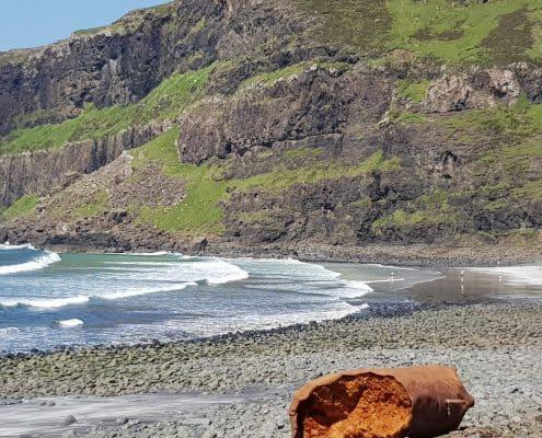 vacation scotland beach