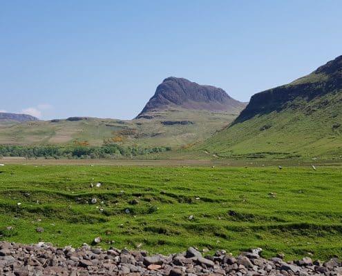 walks in scotland vacation