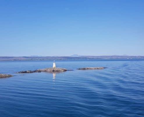 isle ornsay vacation scotland