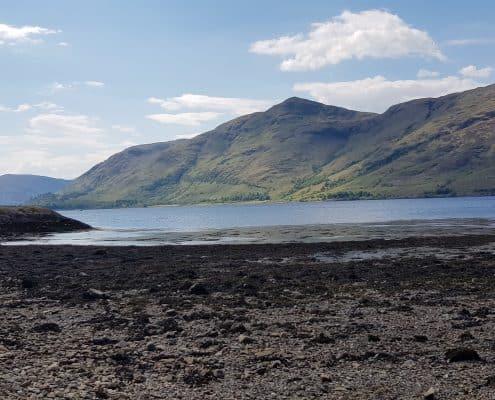 lochs in Scotland vacation
