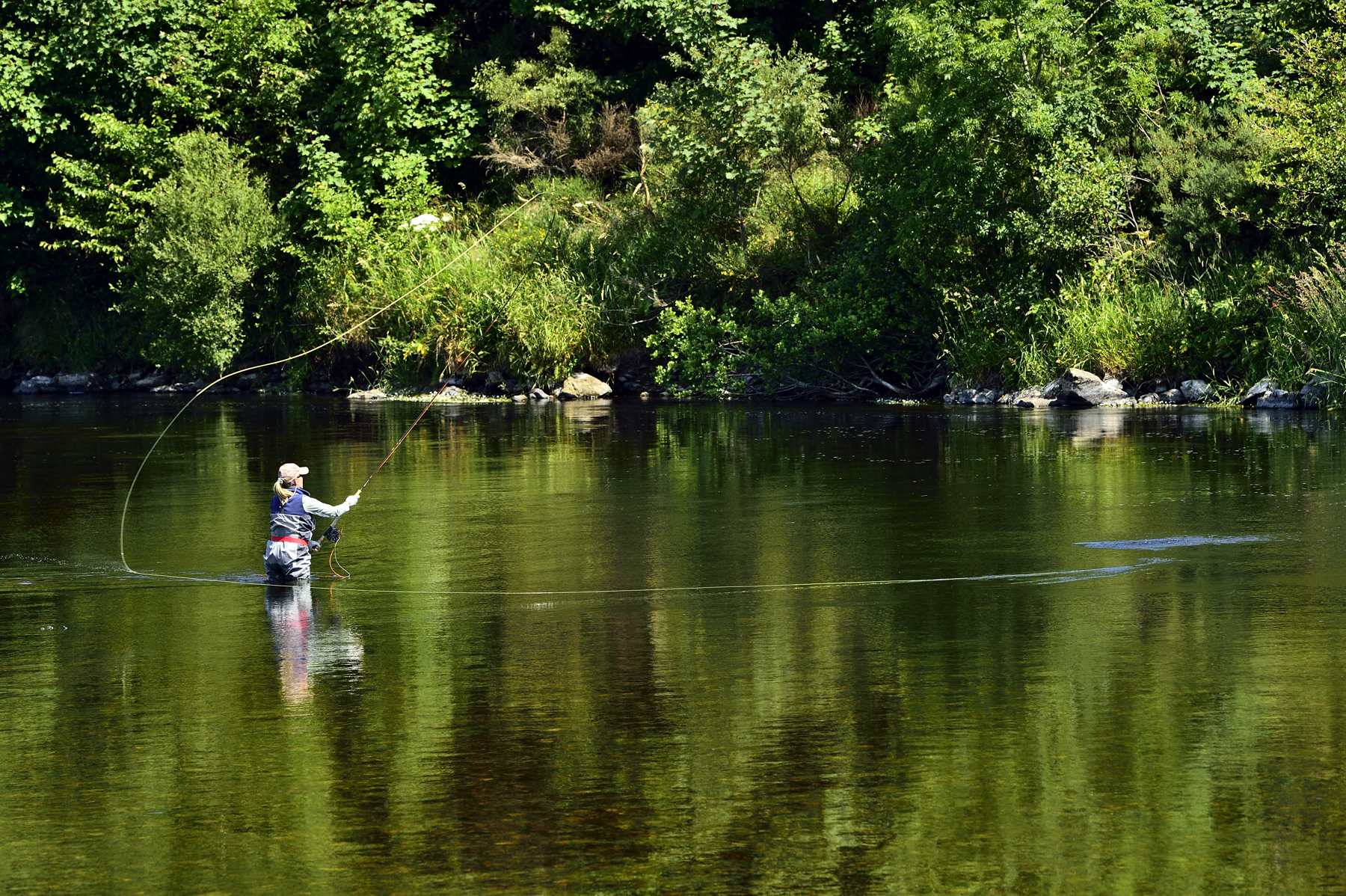 fishing vacations in Scotland