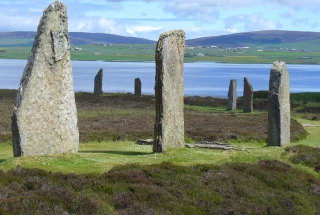 activities in Scotland outlander
