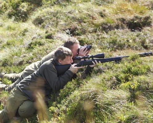 deer hunting tour of Scotland