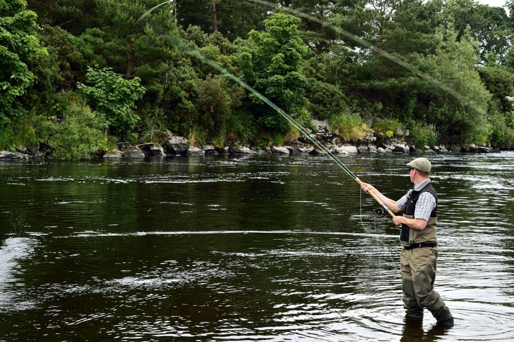 Scottish fly fishing