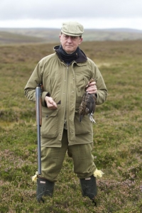 Scottish hunting seasons grouse