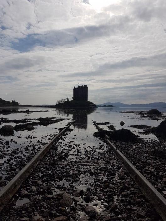 Scottish New Year sightseeing castles