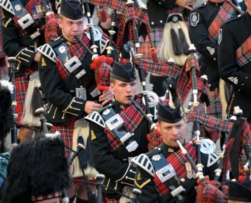 luxury tour of Scotland