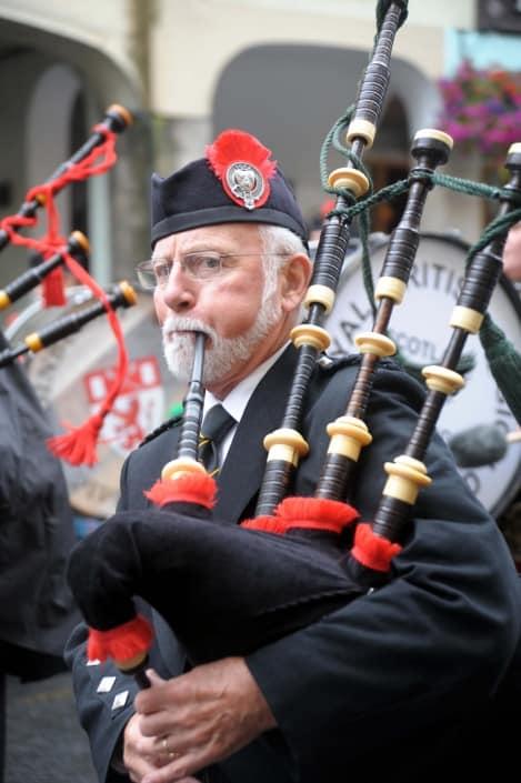 Scottish New Year holiday